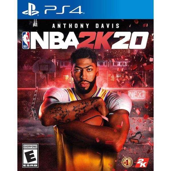 Juego NBA 2K20 para PS4 - 0