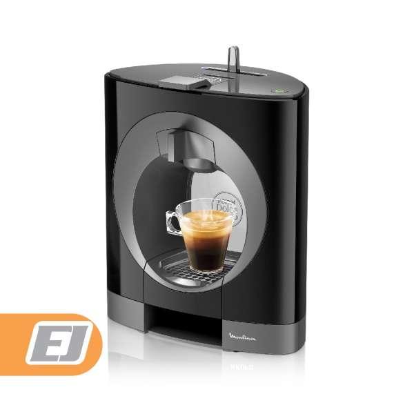 Cafetera Moulinex Dolce Gusto Oblo PV 110858 negro