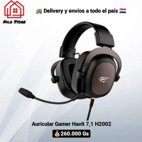 Auricular Gamer Havit H2002 7,1