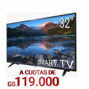 Smart tv HD AOC 32 pulgadas
