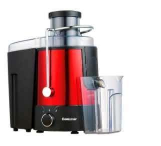 Extractor de jugo Consumer - 0