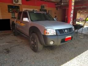 Nissan Frontier 2004. qd32. 4x4