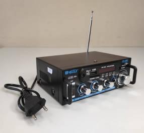 Mini amplificador con bluetooth