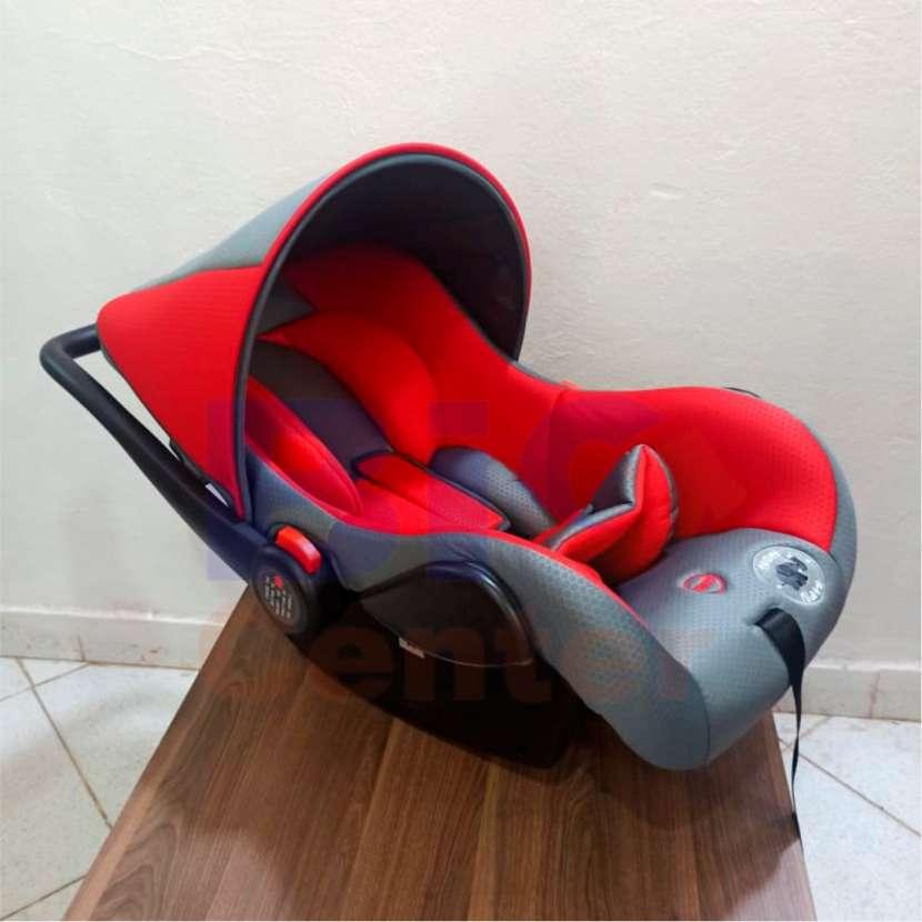 Asiento baby seat para auto noel naty rn a 13 kilos (2155) - 3