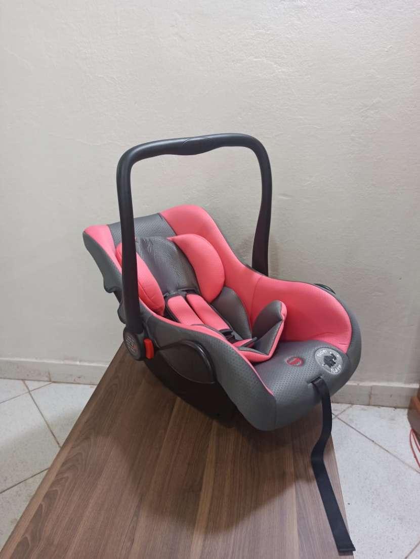 Asiento baby seat para auto noel naty rn a 13 kilos (2155) - 2