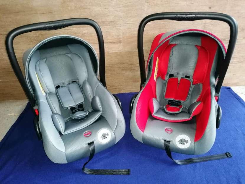 Asiento baby seat para auto noel naty rn a 13 kilos (2155) - 1