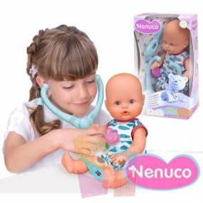 Muñeca Nenuco Cuidados Médicos 35 cm