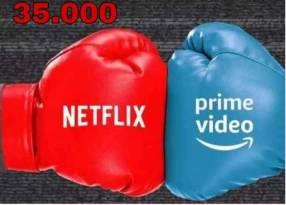 Netflix + Amazon Prime