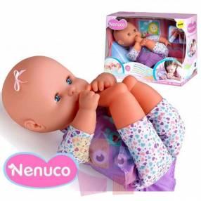 Muñeca Nenuco Posturitas de Bebé 42 cm
