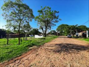 Terreno de 720 m2 zona alta Luque Villa Policial