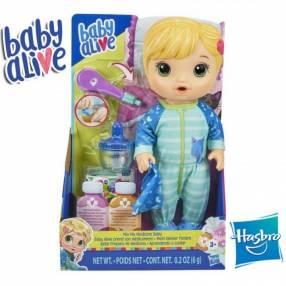Bebé Prepara mi medicina Rubia Baby Alive Hasbro