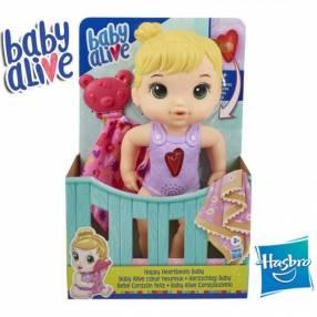Bebé Corazón Feliz Baby Alive Hasbro