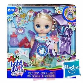 Muñeca Baby Alive Once Upon a Baby Forest Tales Encantada