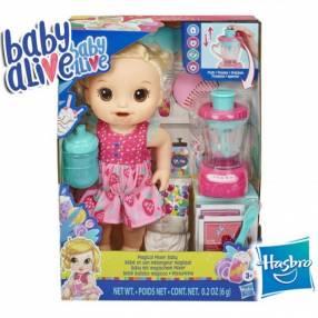 Bebé Batidos Mágicos Rubia Baby Alive Hasbro