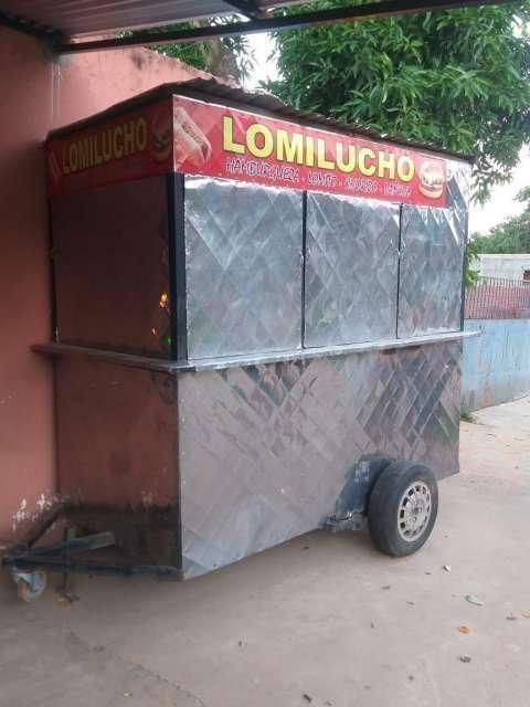 Carro lomitero - 4