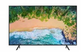 Smart TV LED Samsung de 43 pulgadas UHD UN43NU7100GXPR