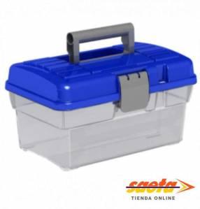 Caja organizadora New Handybox mediana 10 litros con tapa con manija