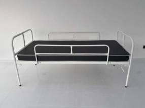 Cama articulable de 2 movimientos manual con colchón