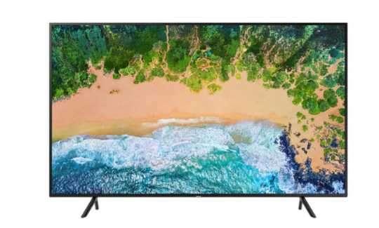 Smart TV LED Samsung de 50 pulgadas UN50RU7100GXPR UHD - 0