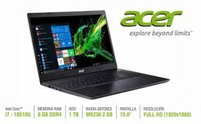 Notebook Acer Aspire i7 MX230