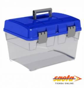 Caja New Handybox grande 16 litros con tapa 15160