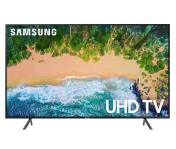 Smart TV LED Samsung de 75 pulgadas UN75NU7100GXPR UHD - 0