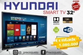 Smart tv Hyundai 32 pulgadas