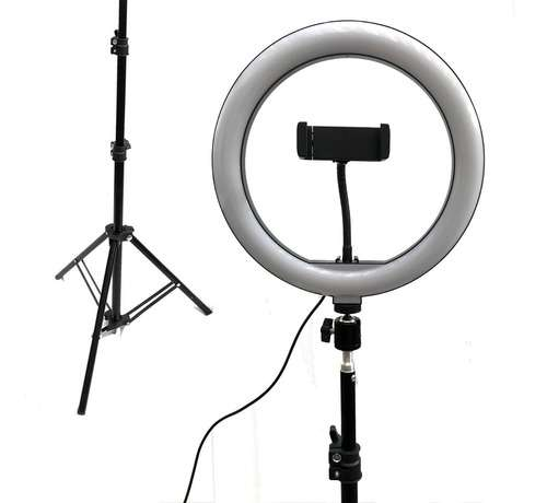 Aro de luz selfie con tripode kolke (4041) - 0