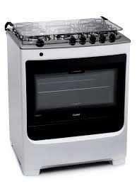 Cocina Consul CFS5NAB 5 hornallas blanco - 0