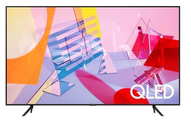 Smart TV Samsung 85 pulgadas Q60T QLED 4K 2020 - 0