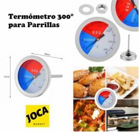 Termómetro para hornos y parrillas