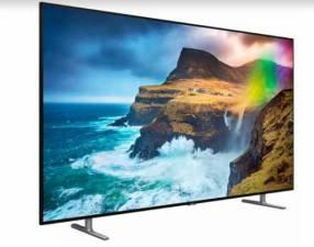 TV Samsung de 75 pulgadas QN75Q70RAGXPR QLED
