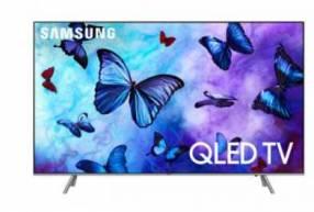 Smart TV Samsung de 55 pulgadas QN55Q6FNAGXPR QLED UHD