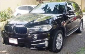 BMW X5 2015 XDrive 30D 4WD diésel automático
