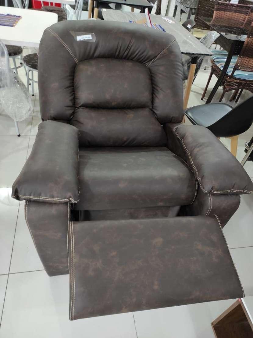 Sillón reclinable poltrona españa abba (3114) - 0