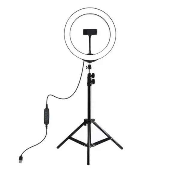 Aro de luz selfie con tripode kolke (4041) - 1