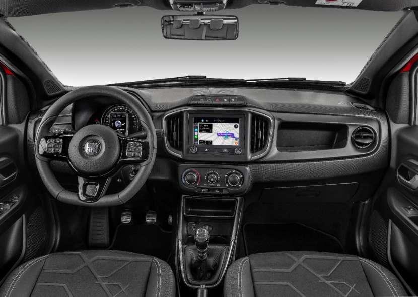 Fiat Strada Volcano 2021 - 2