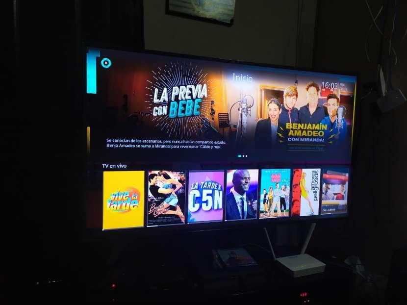 Smart TV LG UHD de 55 pulgadas - 2
