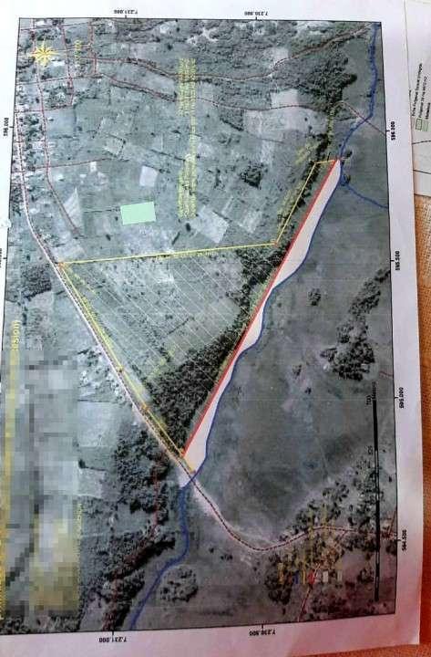 Terreno de 33,8 hectáreas en San Joaquín Caaguazú - 1