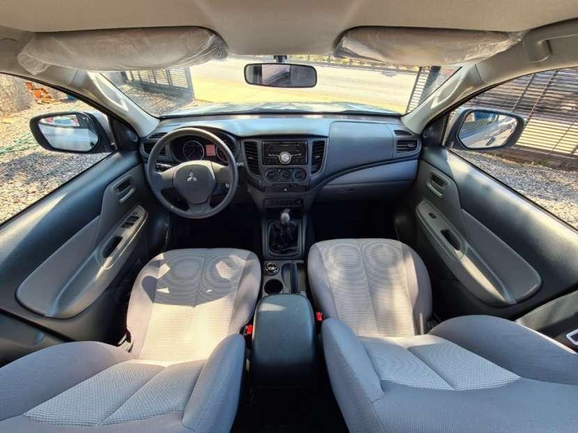 Mitsubishi L200 Triton Sport GLX 2020 - 7