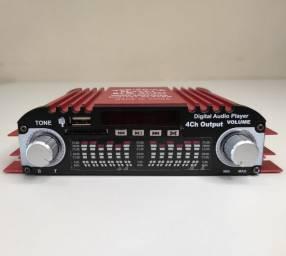 Mini Amplificador