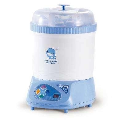 Esterilizador y microprocesador para mamaderas - 1