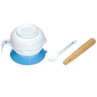 Procesador de alimentos básico para bebé set de 8 piezas - 0