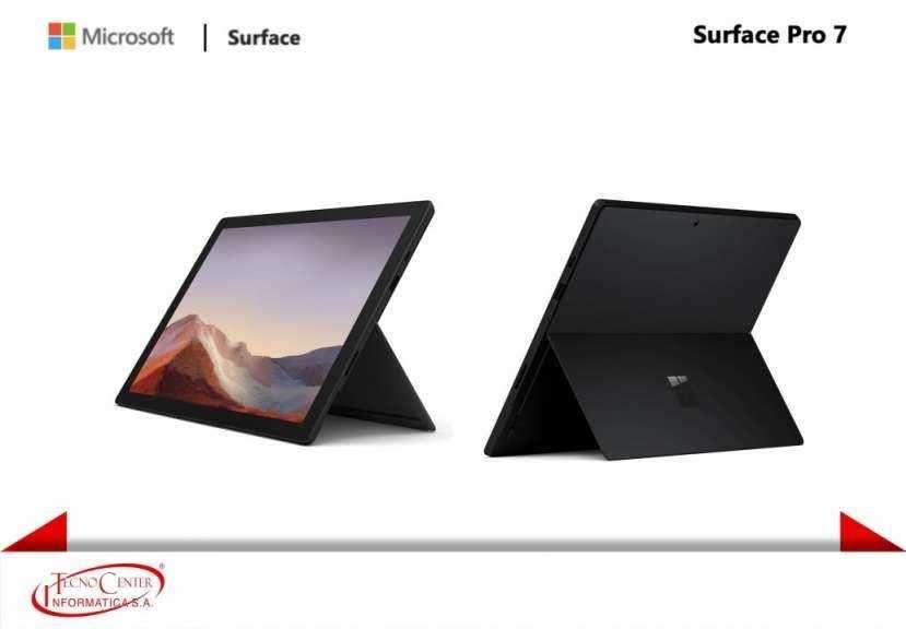 Microsoft Surface Pro 7 - 0