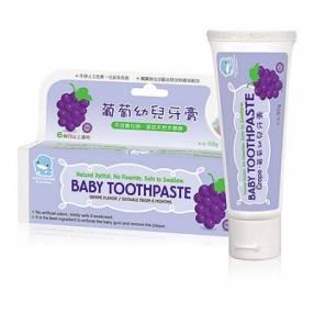 Crema dental para bebé
