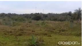 Terreno de 21 hectáreas en Acahay