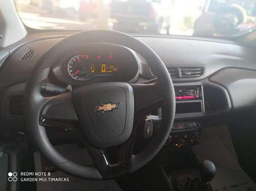Chevrolet New Onix Joy Black Hatchback 2021 - 5