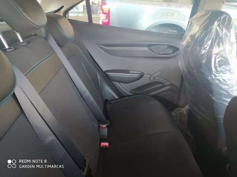 Chevrolet New Onix Joy Black Hatchback 2021 - 8