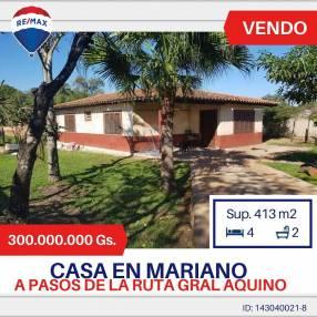 Casa en Mariano Roque Alonso Barrio Ka'aguy