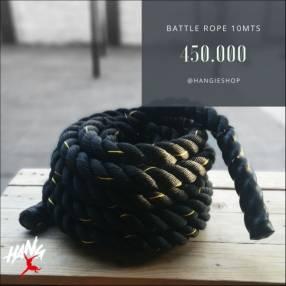 Soga marítima Battle Rope 9m